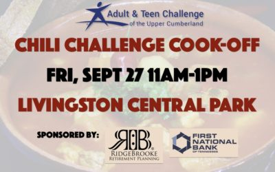 7th Annual CHILI CHALLENGE COOK OFF