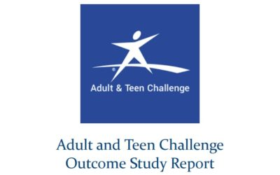 Nationwide study confirms Adult & Teen Challenge success