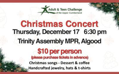 Christmas Concert December 17