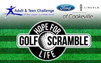 Annual Hope for Life Golf Scramble